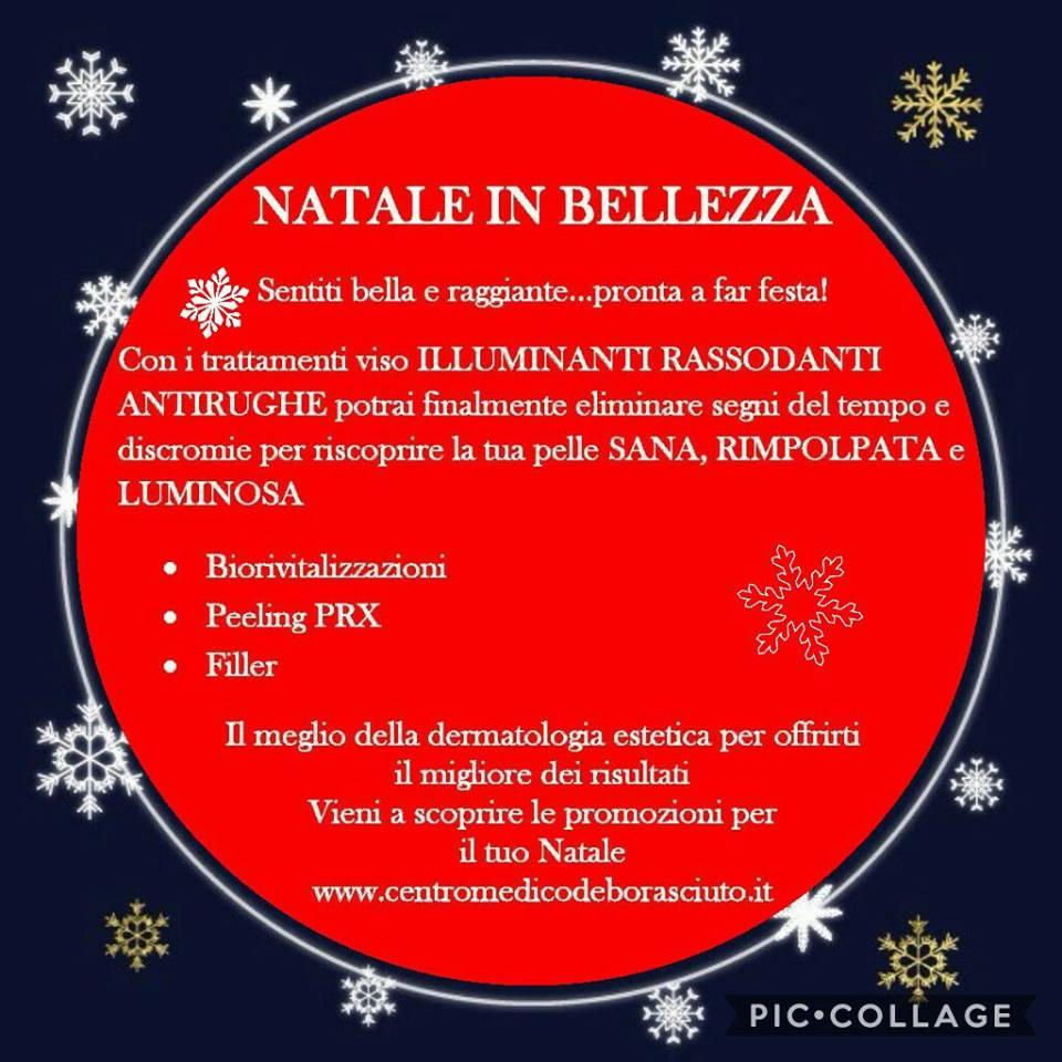 elenco trattamenti in promozione per il Natale 2017