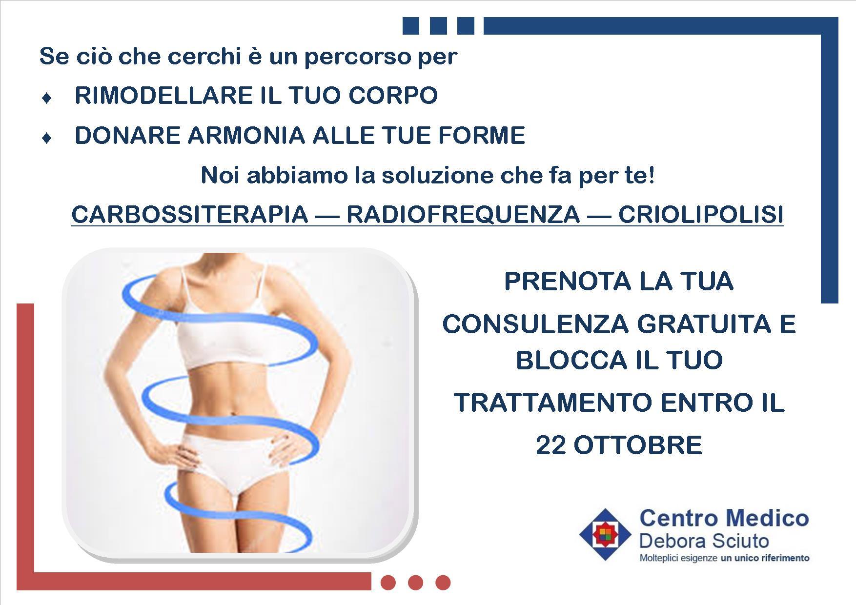 locandina trattamenti corpo